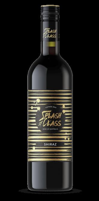 2020 Splash of Class Shiraz